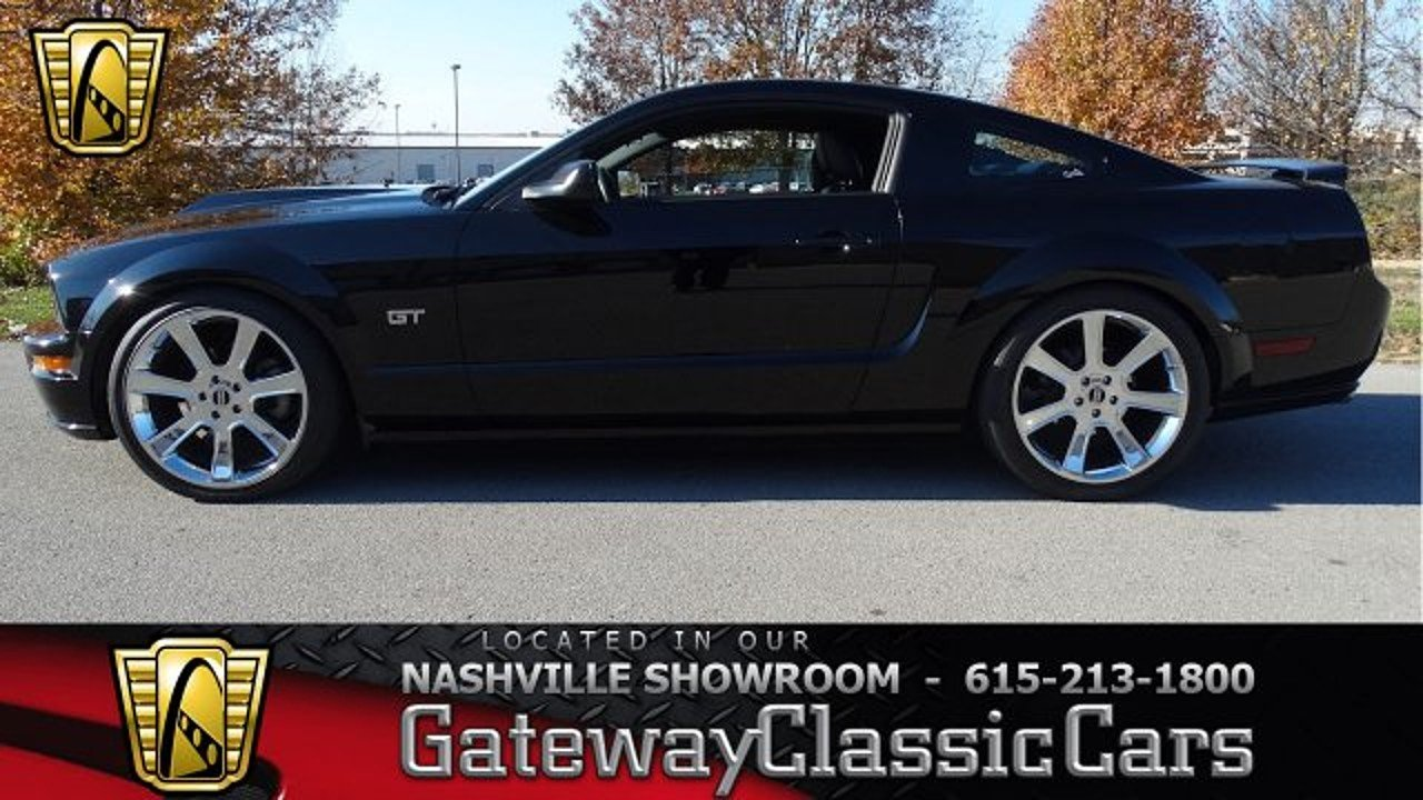 2006 Ford Mustang GT Coupe for sale 100928594