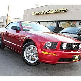 2006 Ford Mustang GT Convertible for sale 100839563