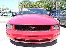 2006 Ford Mustang Convertible for sale 100984779