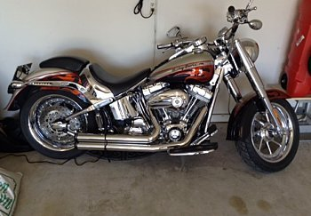 2006 Harley-Davidson CVO for sale 200427825