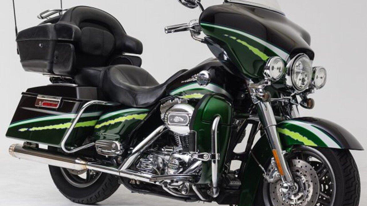 2006 Harley-Davidson CVO for sale 200485387