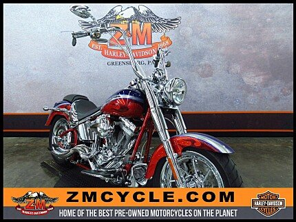 2006 Harley-Davidson CVO for sale 200473140