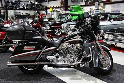 2006 Harley-Davidson CVO Screamin Eagle Ultra Classic for sale 200491680