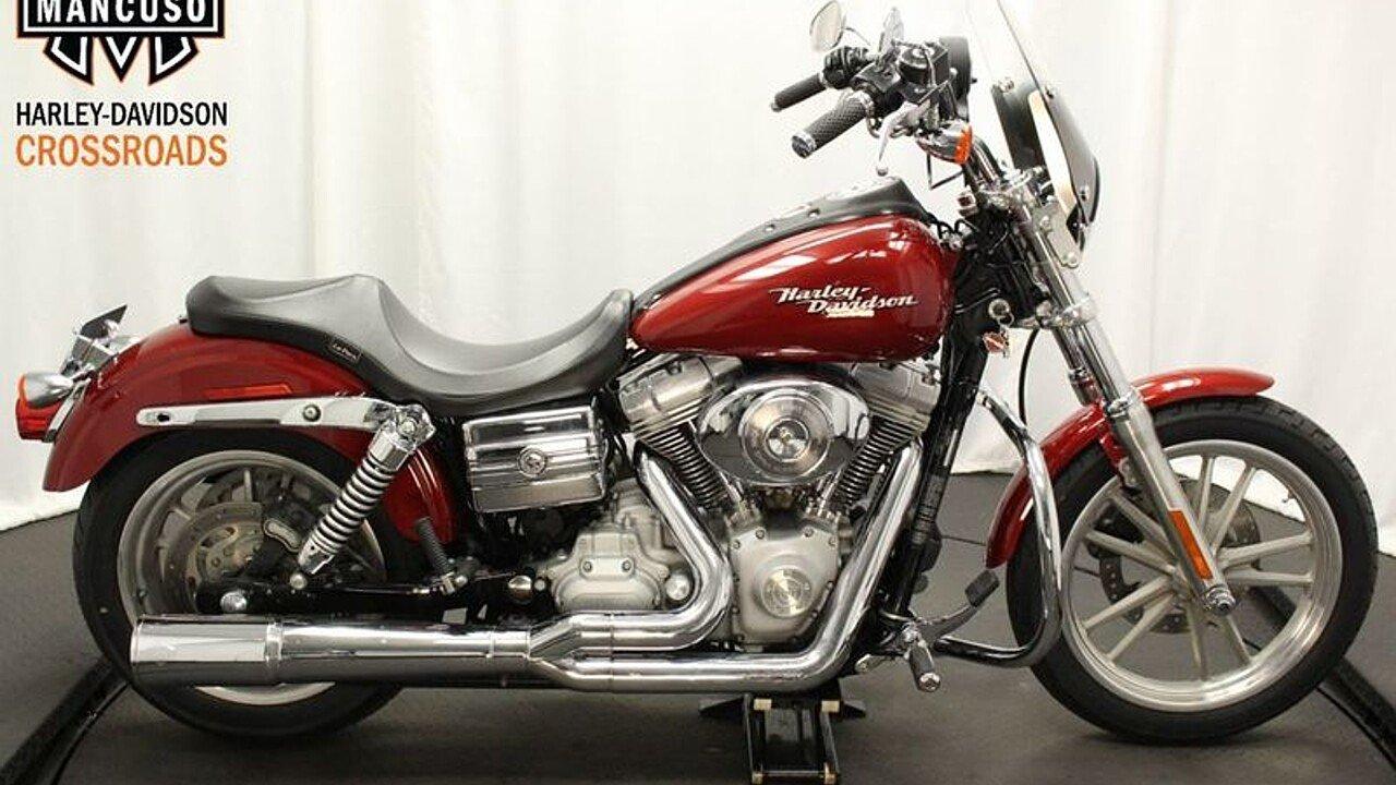 2006 Harley-Davidson Dyna for sale 200496417