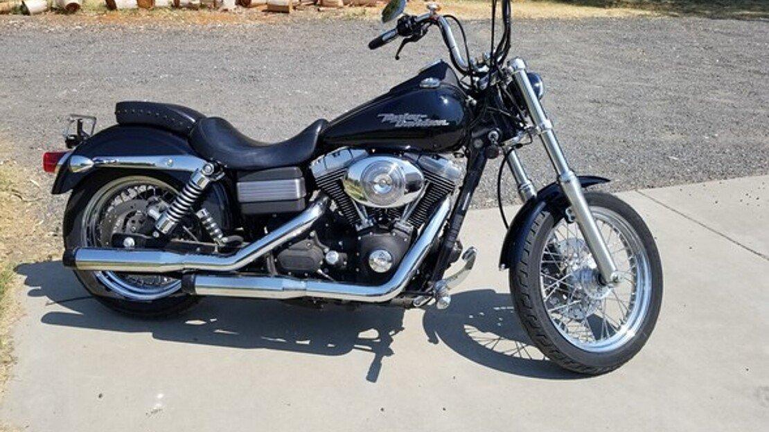 2006 Harley-Davidson Dyna for sale 200625081