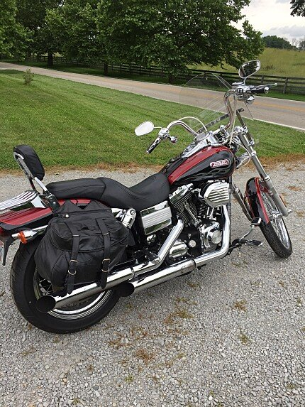 2006 Harley-Davidson Dyna for sale 200610355