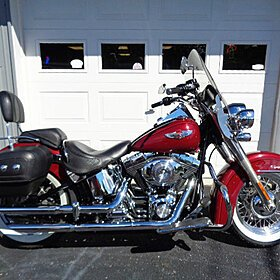 2006 Harley-Davidson Softail Deluxe for sale 200406486