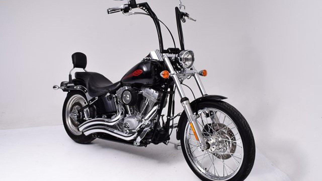 2006 Harley-Davidson Softail for sale 200514964
