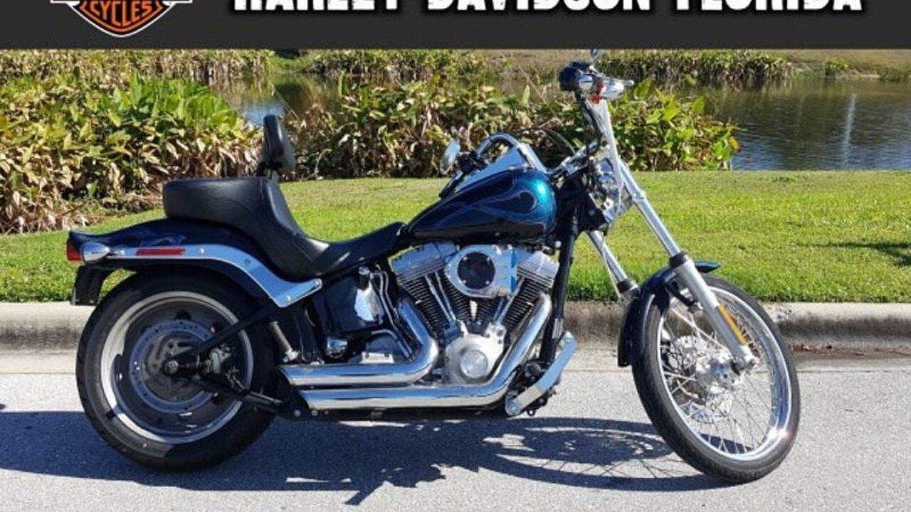 2006 Harley-Davidson Softail Standard for sale 200526025