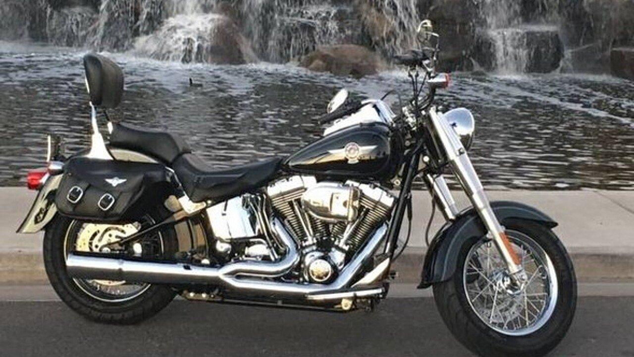 2006 Harley-Davidson Softail Fat Boy for sale 200546887