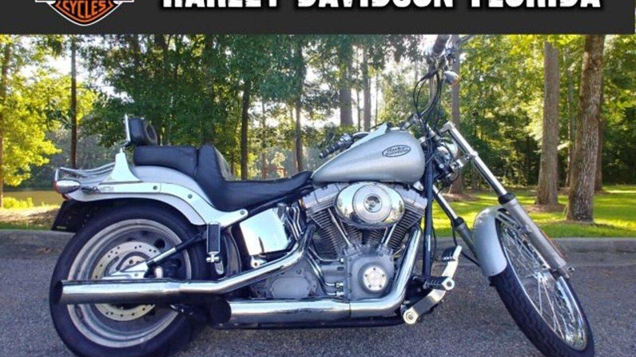2006 Harley-Davidson Softail for sale 200593788