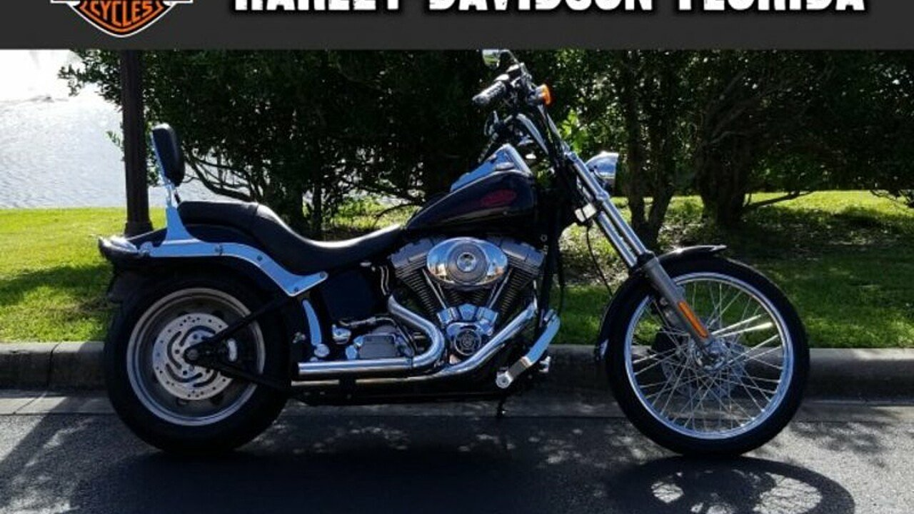2006 Harley-Davidson Softail for sale 200609180