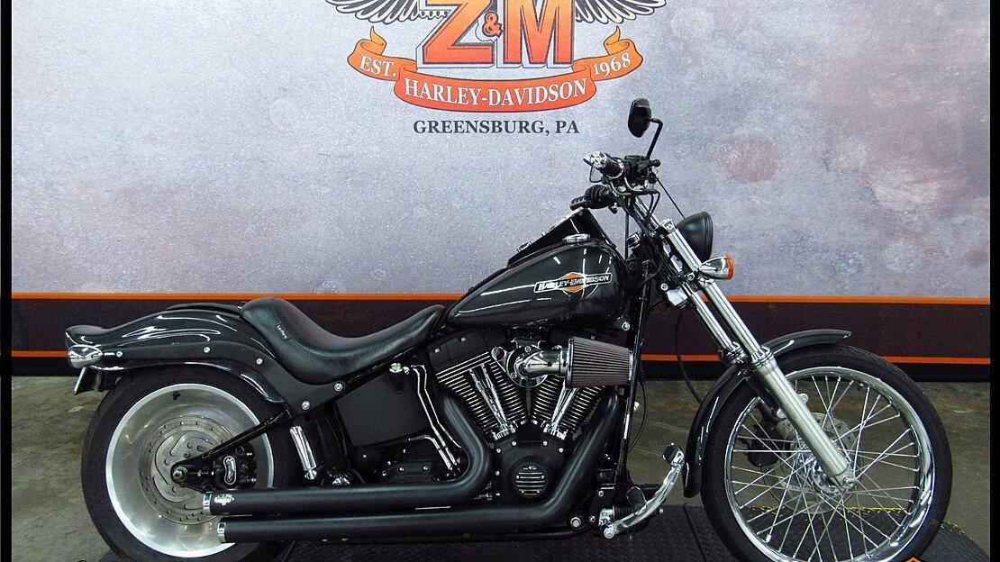 2006 Harley-Davidson Softail for sale 200628160