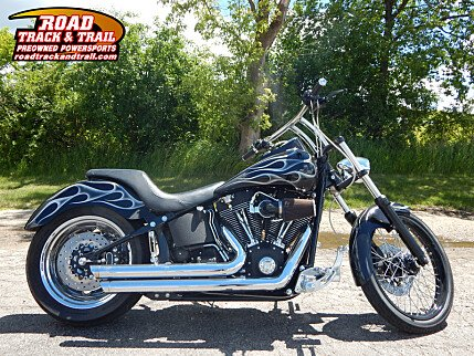 2006 Harley-Davidson Softail for sale 200470538