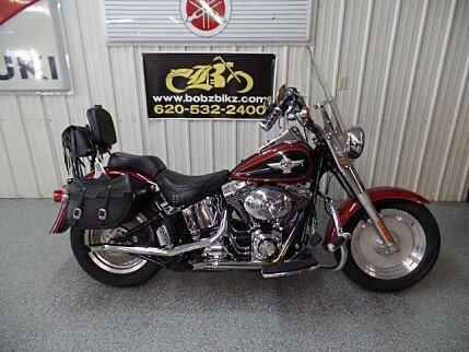 2006 Harley-Davidson Softail Fat Boy for sale 200489494