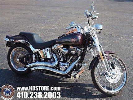 2006 Harley-Davidson Softail for sale 200550427