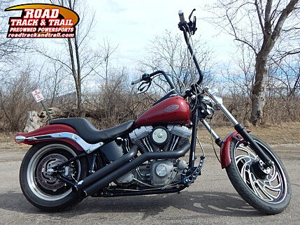2006 Harley-Davidson Softail for sale 200563848