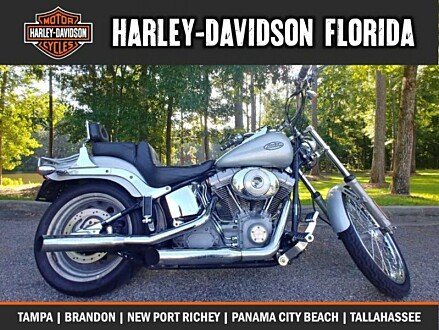 2006 Harley-Davidson Softail for sale 200593788
