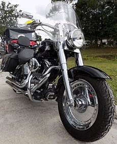 2006 Harley-Davidson Softail Fat Boy for sale 200605186