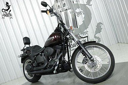 2006 Harley-Davidson Softail for sale 200627021