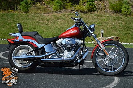 2006 Harley-Davidson Softail for sale 200627233