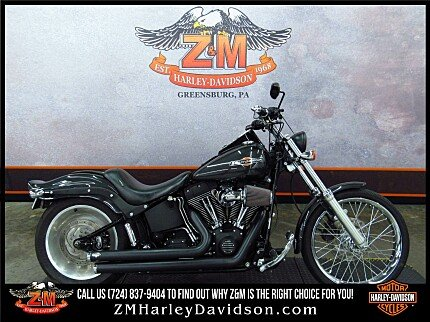 2006 Harley-Davidson Softail for sale 200628160
