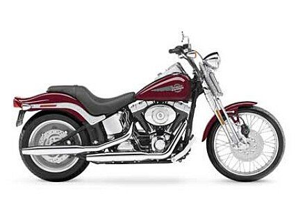 2006 Harley-Davidson Softail for sale 200634010