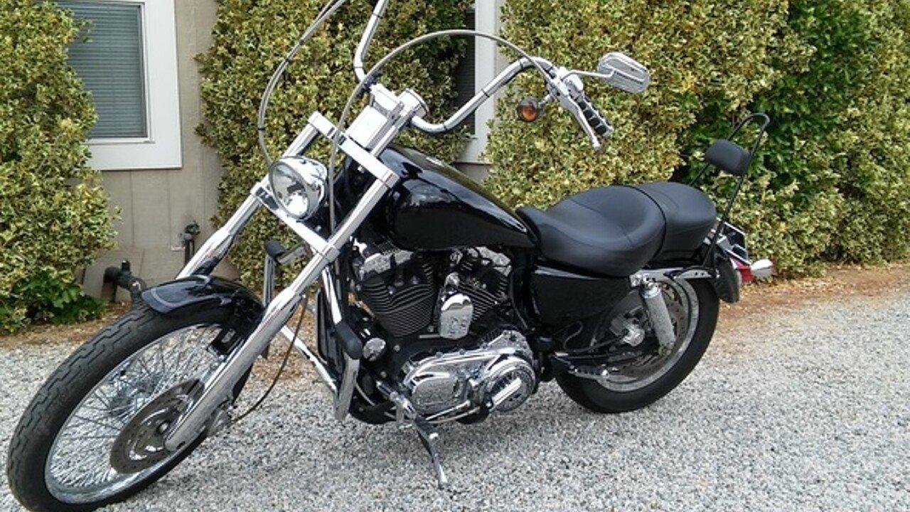 2006 Harley-Davidson Sportster for sale 200482943