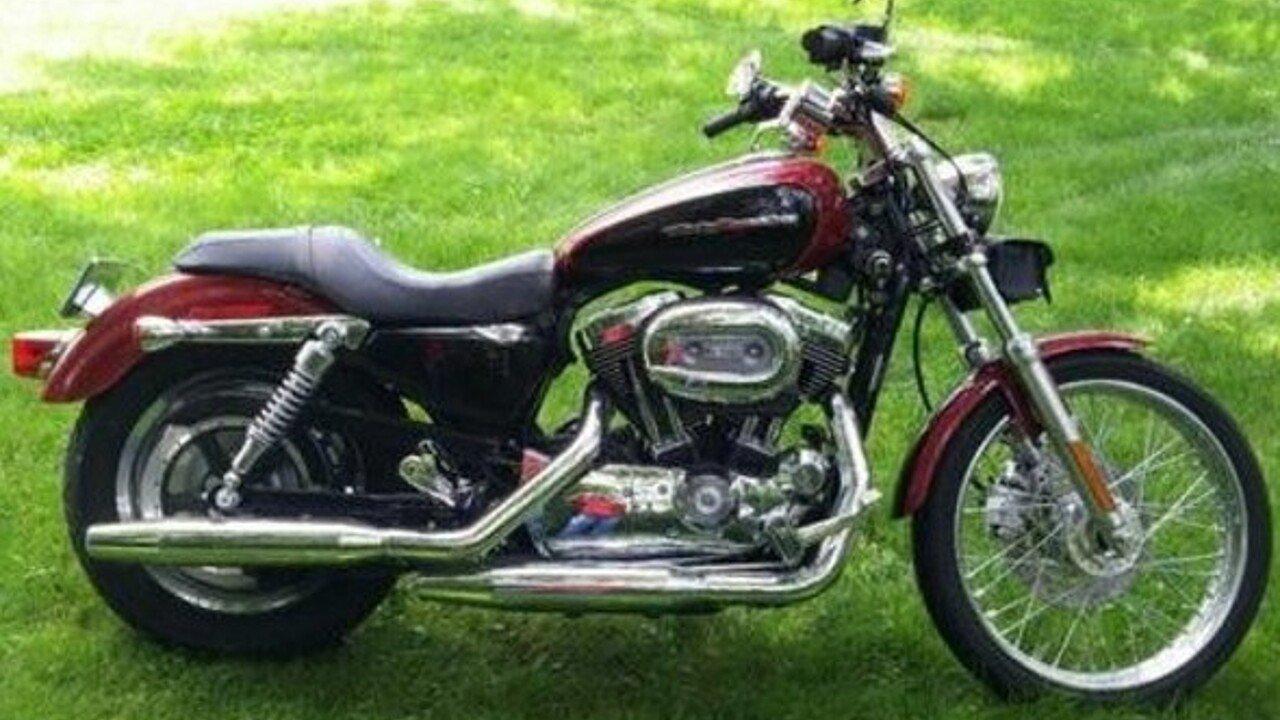 2006 Harley-Davidson Sportster for sale 200484641