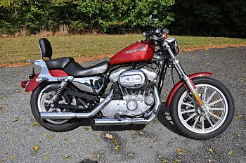 2006 Harley-Davidson Sportster for sale 200563358