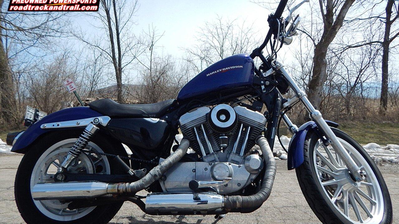 2006 Harley-Davidson Sportster for sale 200569822