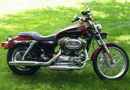2006 Harley-Davidson Sportster for sale 200484641