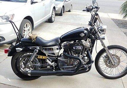 2006 Harley-Davidson Sportster for sale 200597849