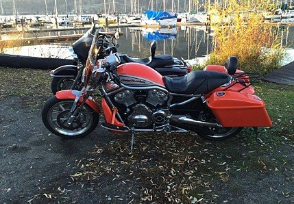 2006 Harley-Davidson Street Rod for sale 200573729