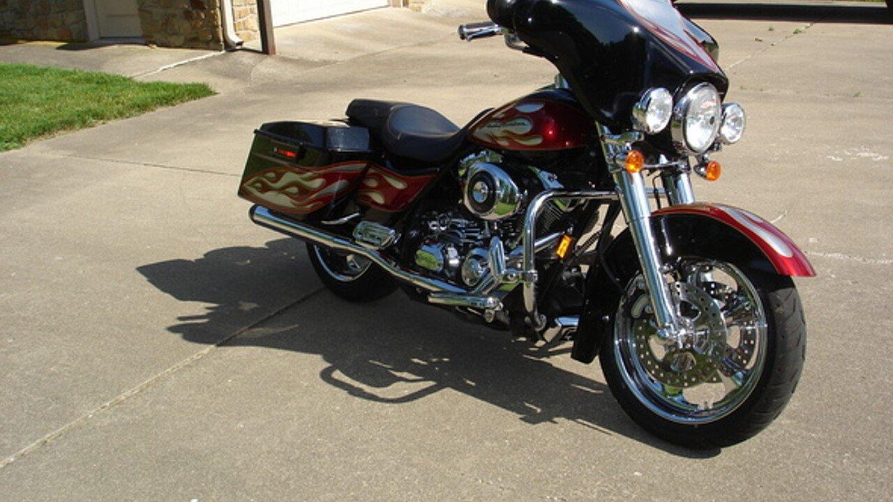 2006 Harley-Davidson Touring for sale 200461095