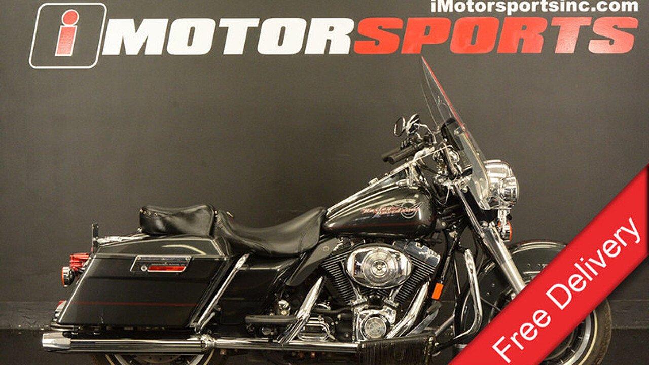 2006 Harley-Davidson Touring for sale 200503234