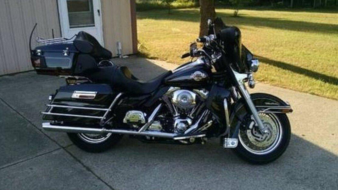 2006 Harley-Davidson Touring for sale 200507589