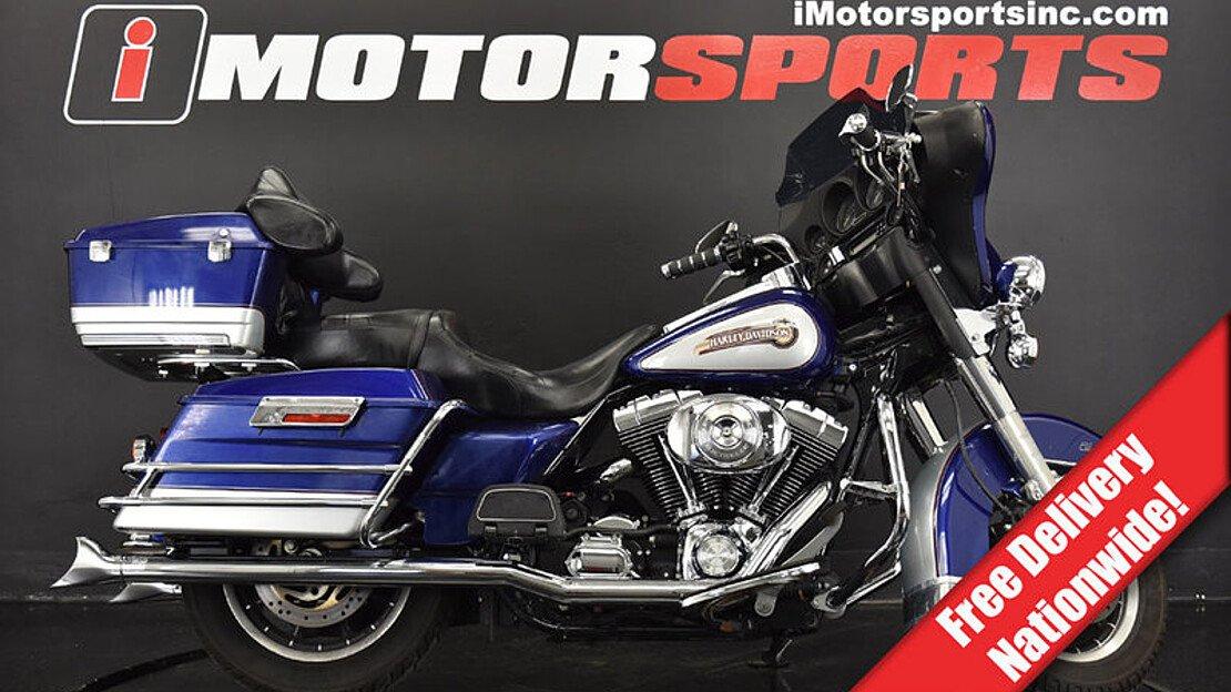 2006 Harley-Davidson Touring for sale 200592852