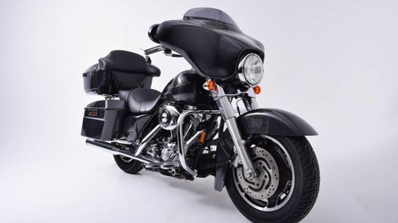 2006 Harley-Davidson Touring Street Glide for sale 200594469