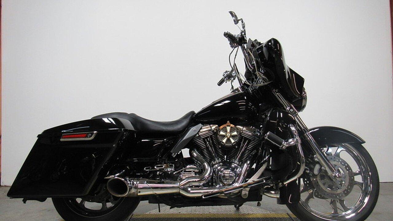 2006 Harley-Davidson Touring Street Glide for sale 200595111