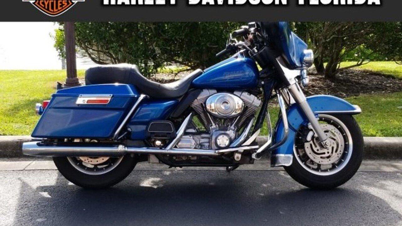 2006 Harley-Davidson Touring for sale 200599205