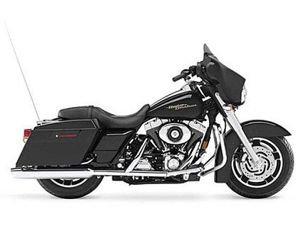 2006 Harley-Davidson Touring Street Glide for sale 200625590