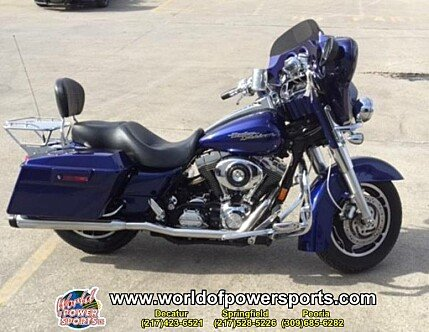 2006 Harley-Davidson Touring Street Glide for sale 200637144