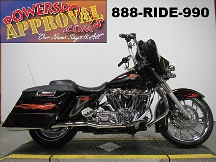 2006 Harley-Davidson Touring Street Glide for sale 200648158