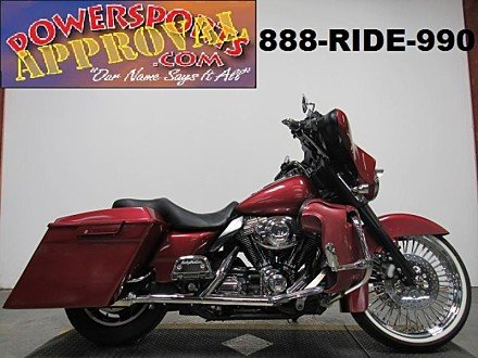 2006 Harley-Davidson Touring Street Glide for sale 200650750