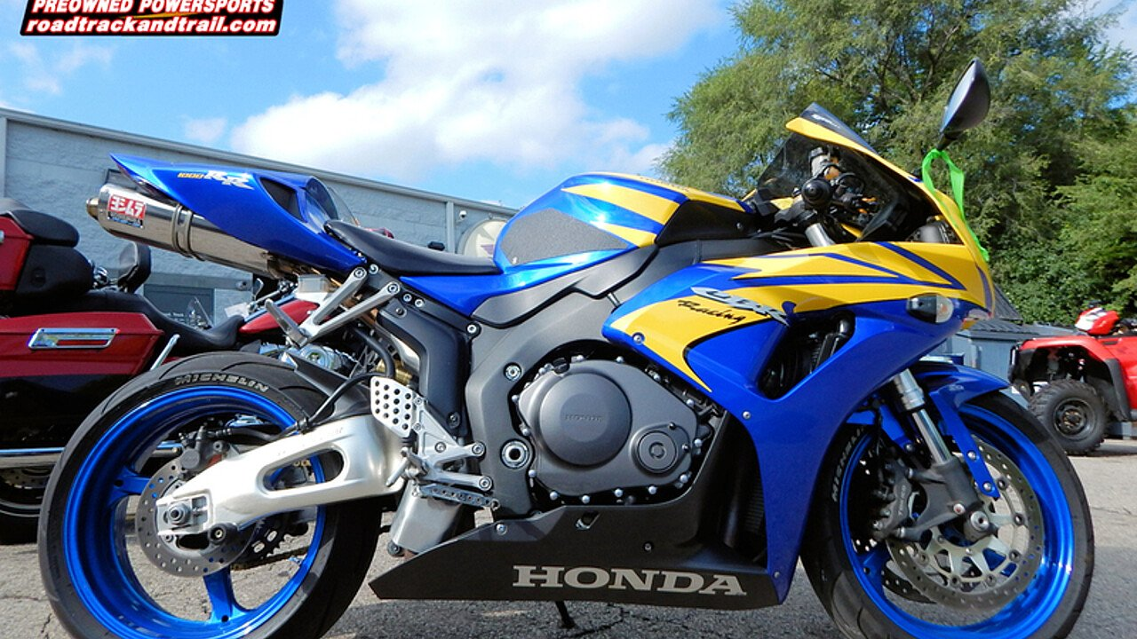 2006 Honda CBR1000RR for sale 200623031