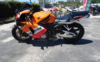 2006 Honda CBR600RR for sale 200555323