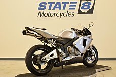 2006 Honda CBR600RR for sale 200607616