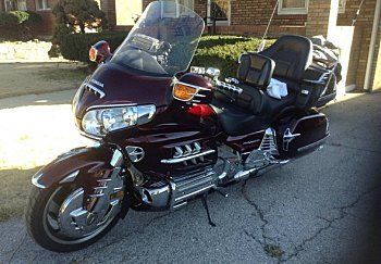 2006 Honda Gold Wing for sale 200454127