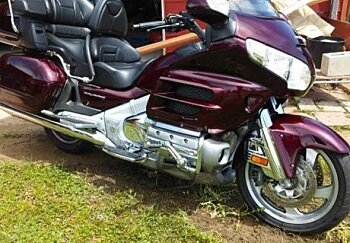 2006 Honda Gold Wing for sale 200471918